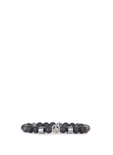 Mavi Erkek   Bileklik 091675-900 Siyah